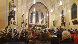 Carnavalsviering @ R.K. Kerk Zenderen